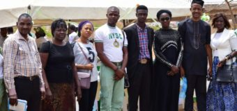 CORPS MEMBERS  SENSITISE PUBLIC ON DRUG AND SUBSTANCE ABUSE